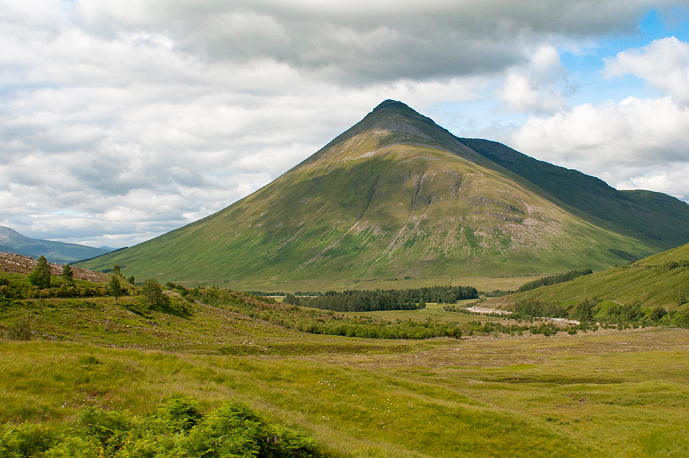 Highlands. Scotland 2016